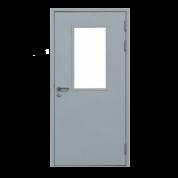 Купить противопожарные двери ДМП 01/60 с остеклением