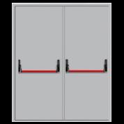Купить противопожарные двери ДМП 02/60 с антипаникой