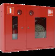Навесные пожарные шкафы